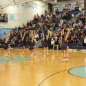 Dance Team Basketball 2016