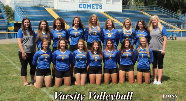 Volleyball Dominates Ravenna