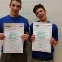 wrestling winners