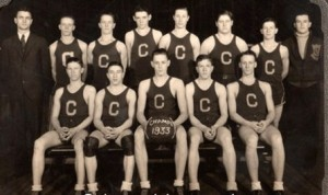 1933 Bball Team