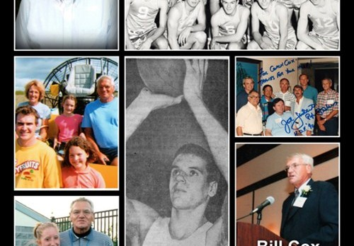 Coventry Hall of Famer Bill Cox to Present Game Ball at Boys Basketball Home Opener