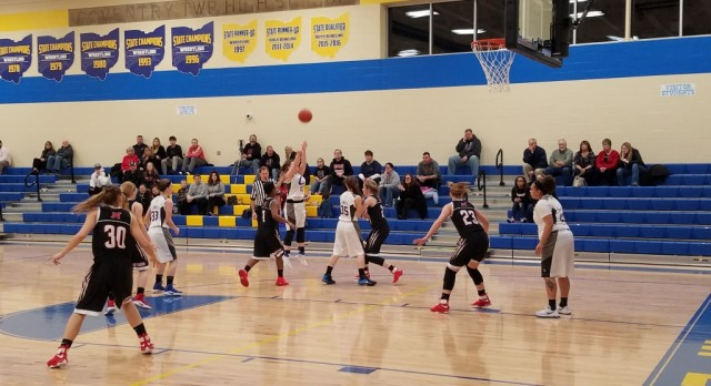 Lady Comets Fall to Norton
