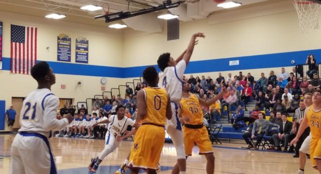 Boys Basketball Wraps Up Regular Season With Win Over Mooney