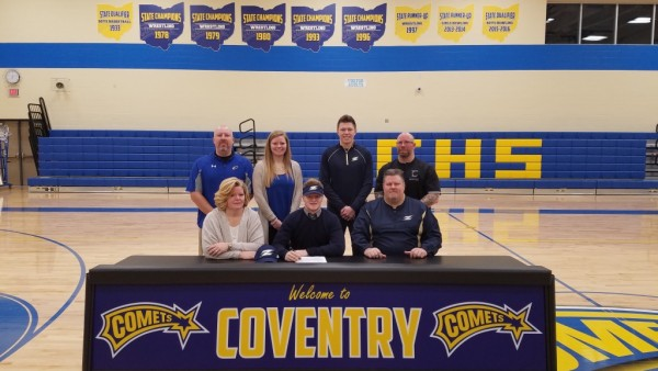 Burkhart Signs National Letter Of Intent With University Of Akron