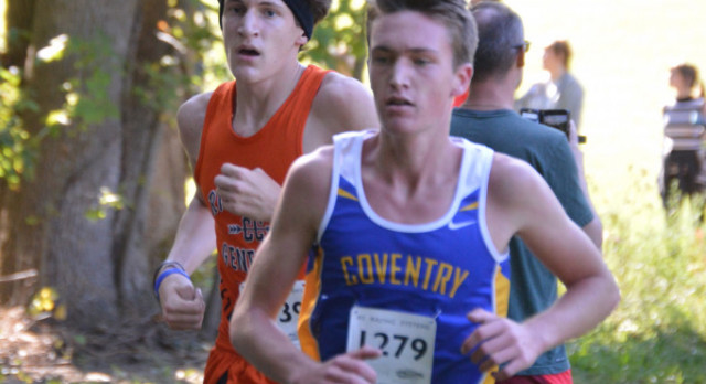 Boys Cross Country Places 3rd at Dover Invitational; Girls Place 8th