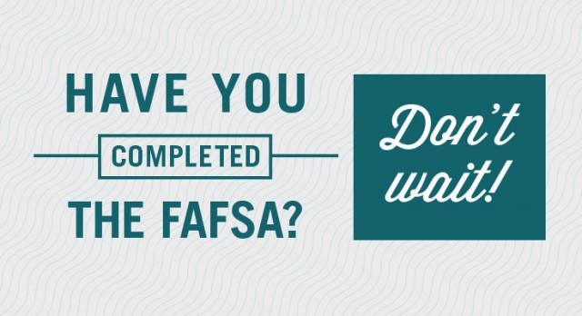 College FAFSA Help at RHS