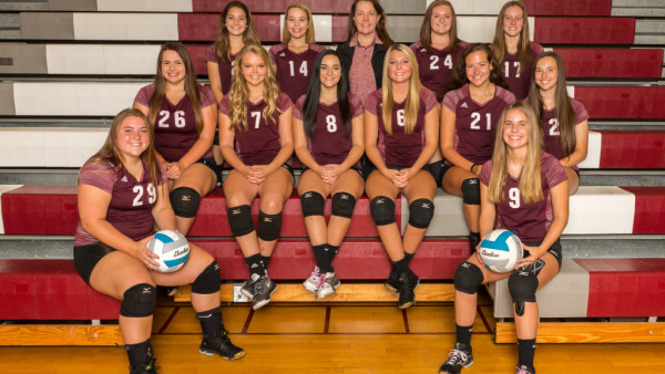 2017 Panther Varsity Volleyball