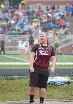 Watervliet High School Girls Varsity Track finishes 20th place