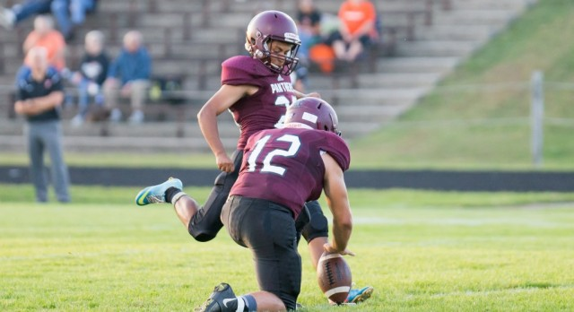 Watervliet High School Varsity Football beat Fennville High School 65-6