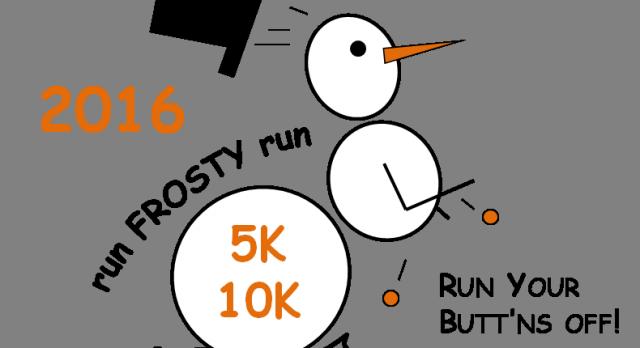 Annual runFROSTYrun 5/10K