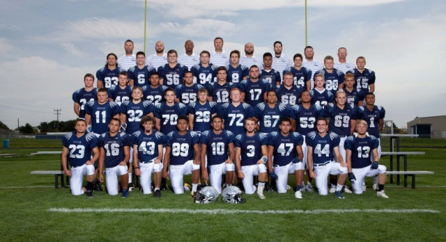 Skyview High School Varsity Football falls to Middleton Senior High School 21-22