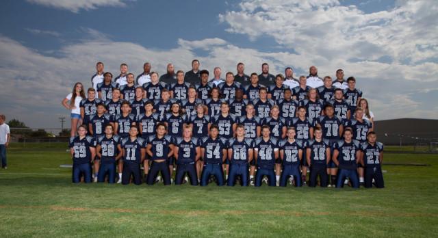 Skyview High School Varsity Football beat vs Bishop Kelly HS 30-28