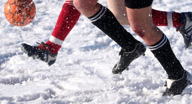 Girls Soccer for April 8 RESCHEDULED to April 14