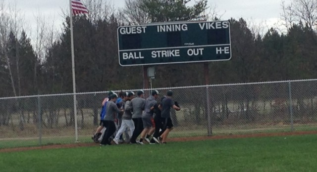 Vikes Baseball Coming Together!