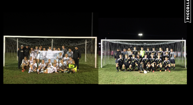 Boys & Girls Soccer Win HHC Titles
