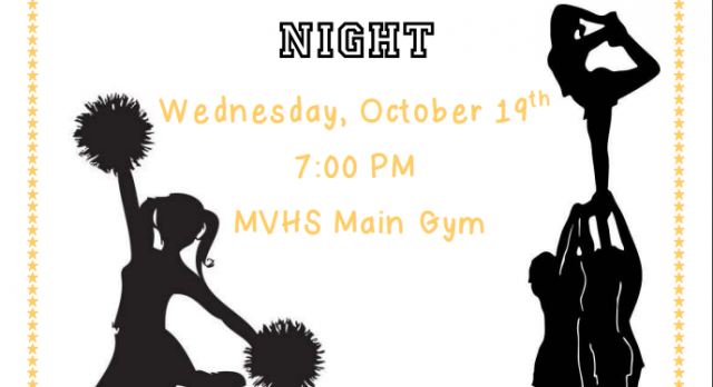 Cheer & Dance to Host Friends & Family Night