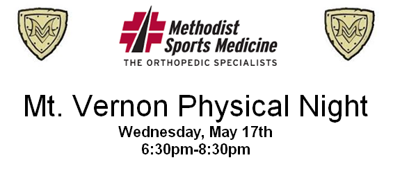 Physical Night Coming Up on 5/17!