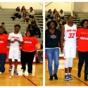 Men's Basketball – Senior Night 2016