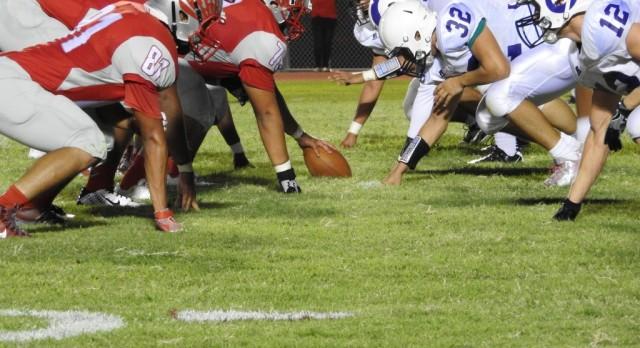 Varsity Football Defeats Washington 45-13