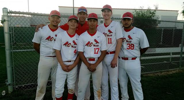 Agua Fria Baseball Season Comes to an End