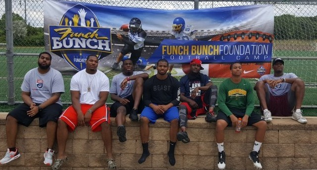 Funch Bunch Camp at Harrison