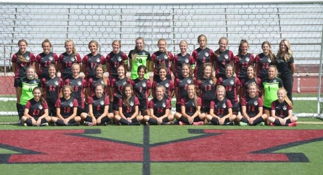 Girls Soccer Begins the State Tournament