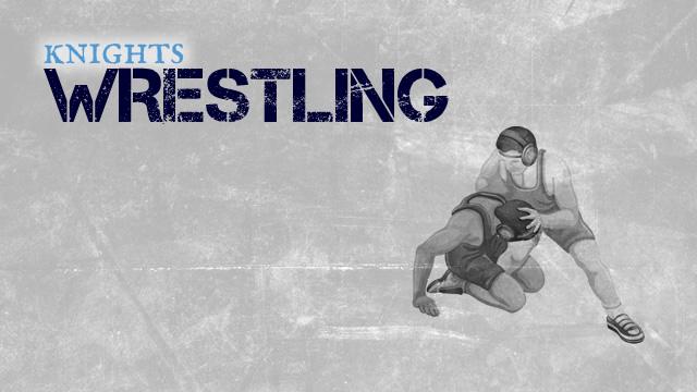 Wrestling Seniors finish home career with 44-15 win over Gull Lake