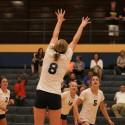 THS Varsity Volleyball vs Kennedy 15Sep15