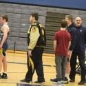 THS Wrestling vs Woodhaven 2-3-16