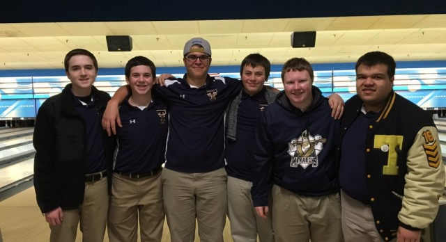 Chadwick finishes 31st at State Bowling Meet