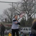 THS JV Girls Tennis vs Kennedy
