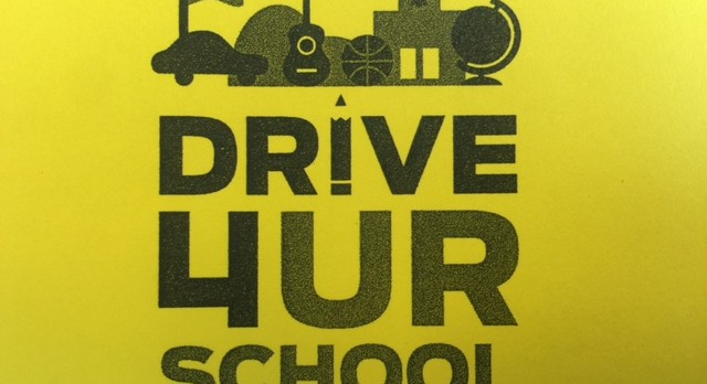 Drive for 4 UR School!!!