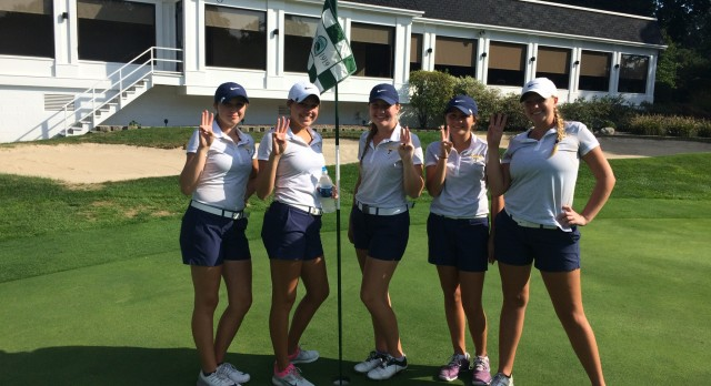 Good Luck at Golf States Ladies