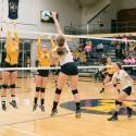 THS Varsity Volleyball defeats Wyandotte 29Sep16