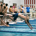AMS Swim at Shumate/Carlson 05Dec16