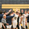 THS Varsity Boys Basketball vs Kennedy 21Feb17