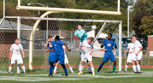 Boys Soccer Chalks Up a Pair of Victories