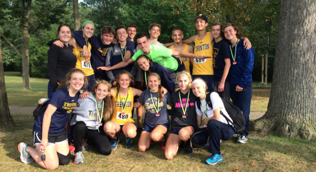 Cross Country Team Off to Great Start