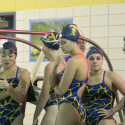 THS Girls Swim vs Woodhaven 12Oct17