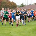 AMS Cross Country at Southgate 10Oct17