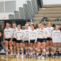 THS Volleyball Wins Class A District 25 Championship – 02Nov17