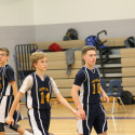 AMS 8th Grade Boys Basketball vs BMS 08Nov17