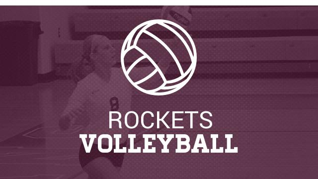 Assumption High School Girls Varsity Volleyball falls to Cathedral High School 2-3