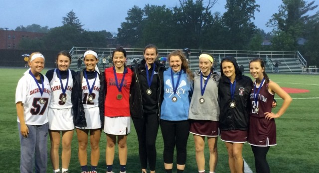 Lacrosse District 2 All-Tournament Team