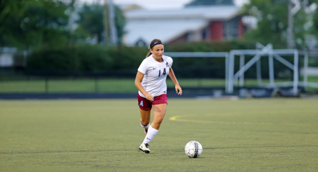 Grunduski Named LCSN Soccer Player of the Week