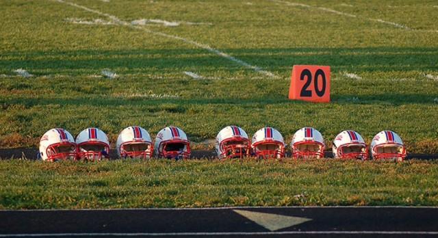 Middle School Football Equipment Handout – 7.14.16