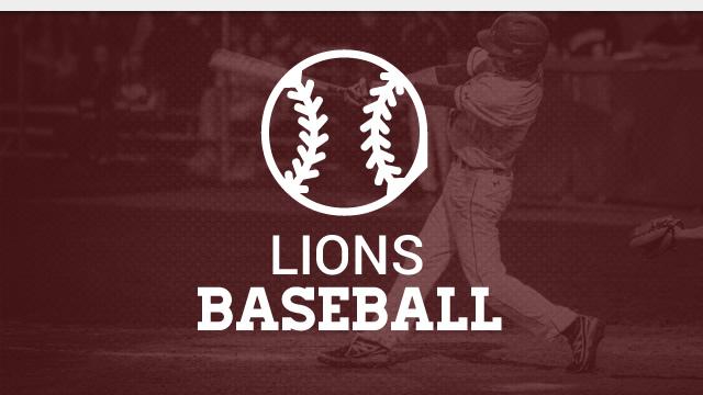 Brownwood Lions Baseball Camp