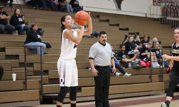 Lady Lions Basketball Begins District Play