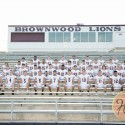 2016-2017 Brownwood Lions Junior Varsity