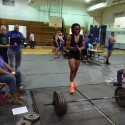 CHS Powerlifting @ Madison 2015